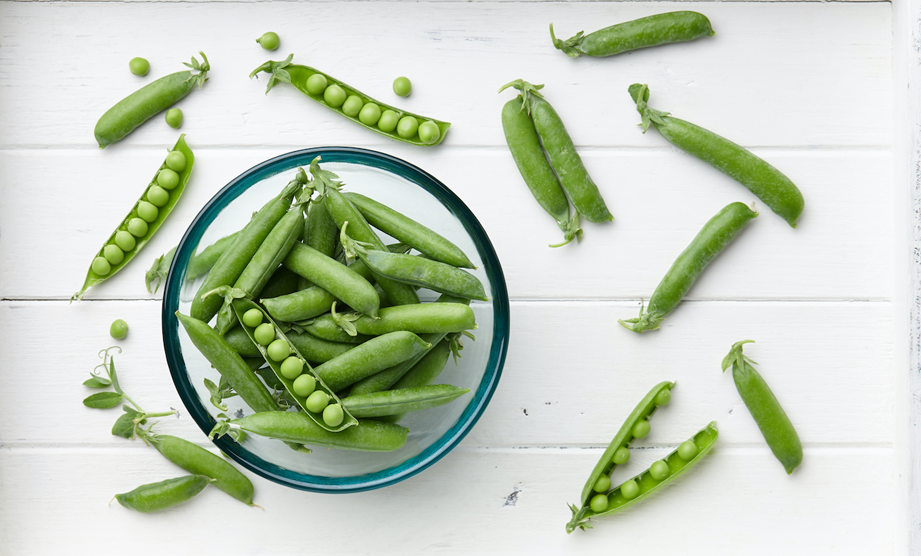 What's in Season: Peas