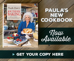 Paula Deen's Southern Baking Cookbook Is Now Available!