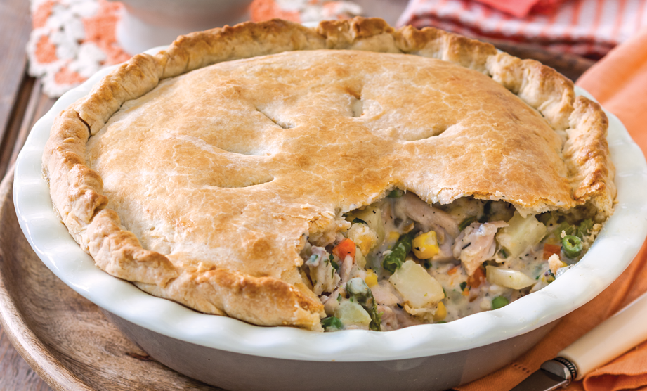 Pot Pie Perfection Thumbnail