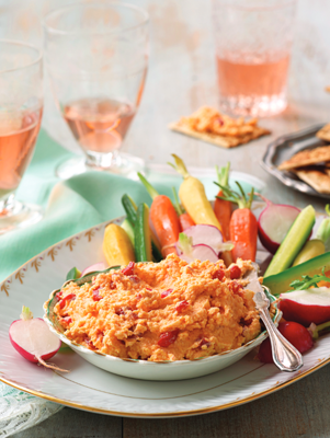 Everyone's Favorite Pimiento Cheese