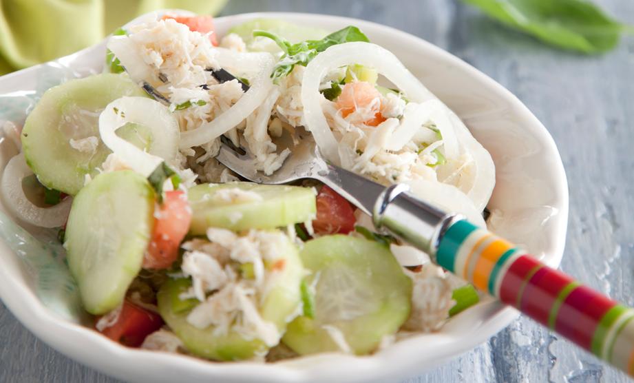 9 Spring Salads Thumbnail