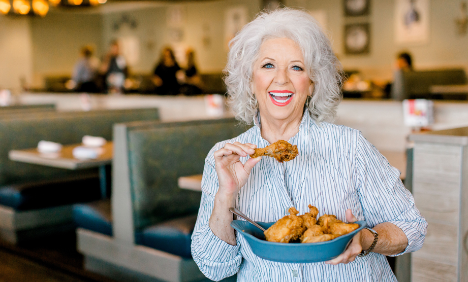 How to Make Paula's Famous Southern Fried Chicken Recipe Thumbnail