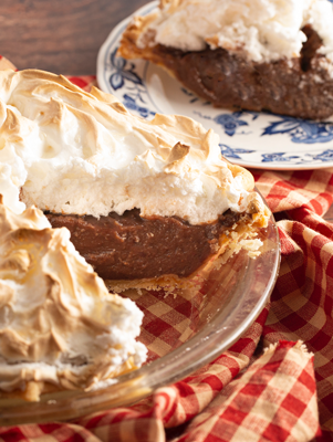 Chocolate Cream Pie Thumbnail
