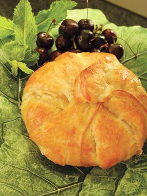 Air Fryer Brie en Croûte Recipe