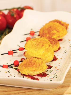 Air Fryer Fried Ravioli on a Stick Thumbnail