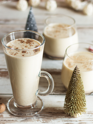 Bobby's Vanilla Holiday Nog Recipe