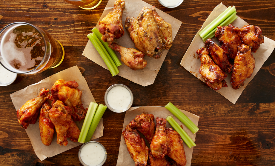 Game Day Wings Thumbnail