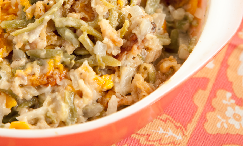 A Southern Green Bean Casserole Recipe for Your Holiday Table Thumbnail