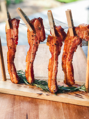 Clothesline Bacon Recipe