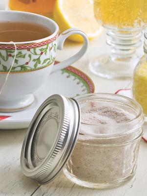 Chai Spiced Sugar Recipe