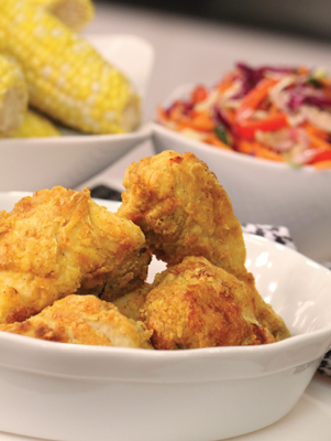 Air Fryer Southern Fried Chicken Thumbnail