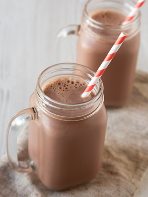 Chocolate Egg Cream Thumbnail