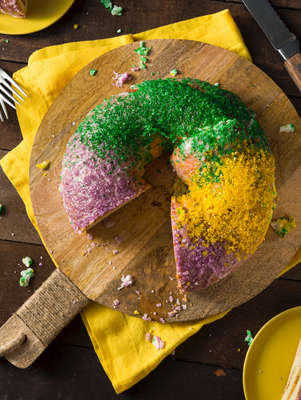 Easy King Cake Thumbnail