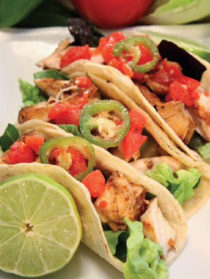 Air Fryer Easy Fish Tacos Thumbnail