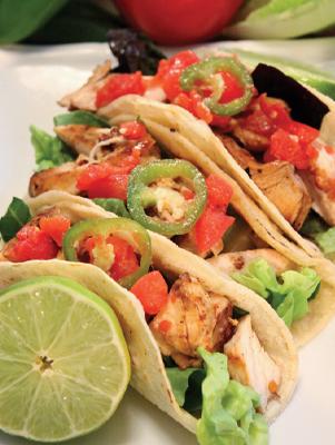 Air Fryer Easy Fish Tacos Thumbnail