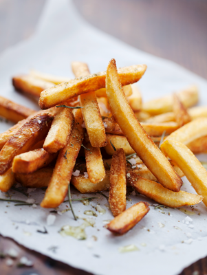 Air Fryer French Fries Thumbnail