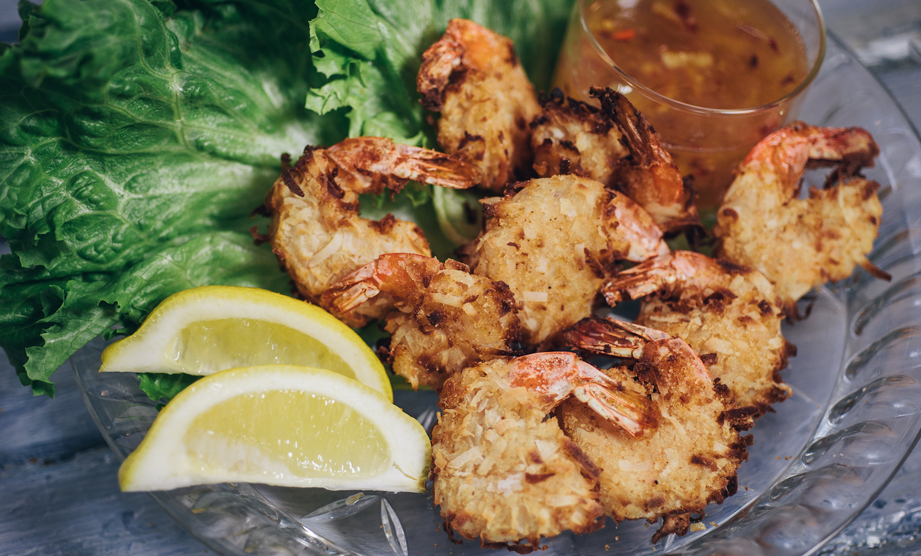 Air Fryer Seafood Recipes Thumbnail