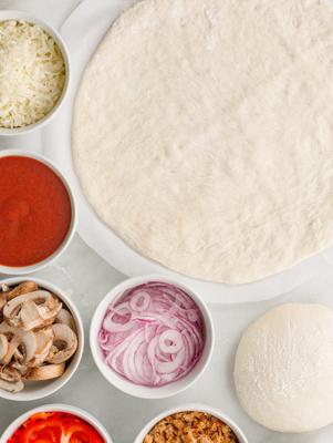 Basic Pizza Dough Thumbnail