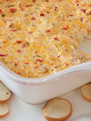 Baked Pimiento Cheese Dip Thumbnail