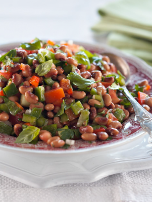 Black-Eyed Pea Salad Thumbnail