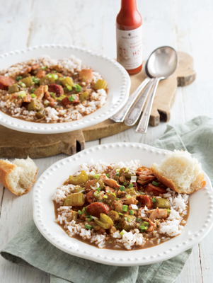 Chicken, Sausage, and Okra Gumbo Thumbnail