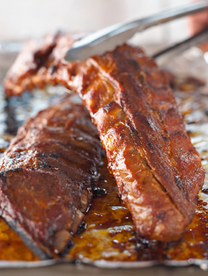 Easy Grilled Baby Back Ribs Thumbnail