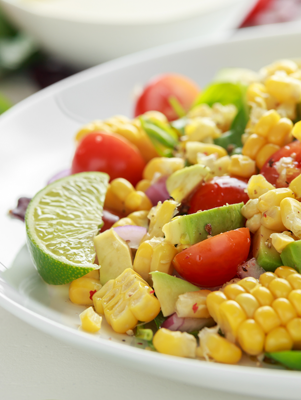 Fire Roasted Corn Salsa Thumbnail