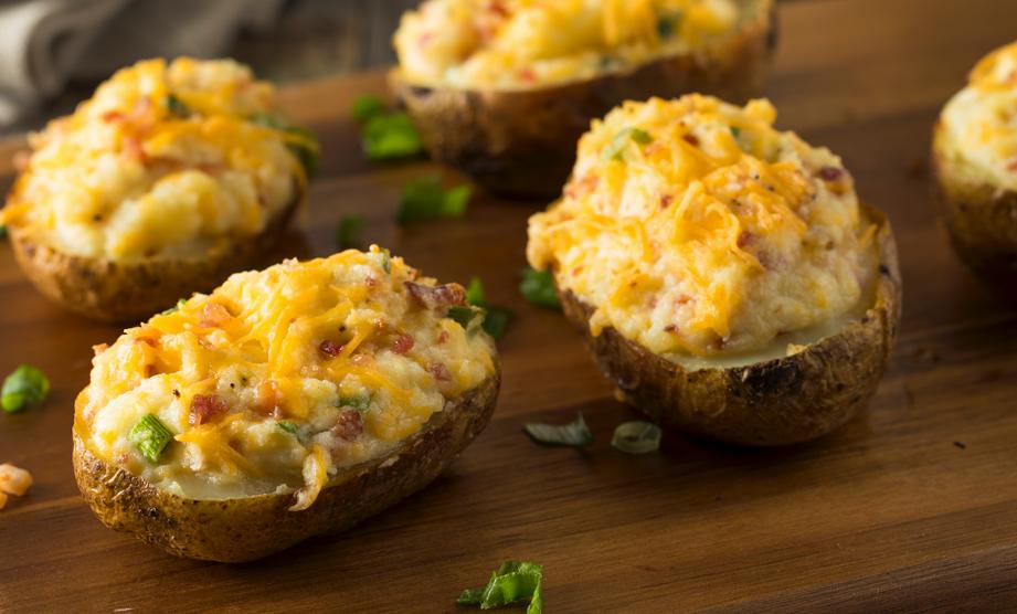 Hot Potato! 15 Recipes with Potatoes