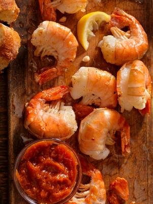 Air Fryer Peel and Eat Shrimp