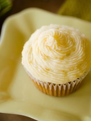 Potato Rosemary Cupcakes