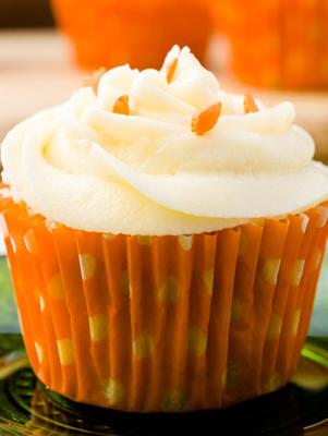 Spring Carrot Cupcakes Thumbnail