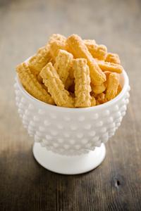 Zesty Cheese Straws Recipe