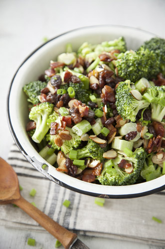 Almond Broccoli Salad Thumbnail