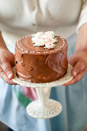 Chocolate Heaven Cake Paula Deen