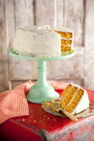 Sweet Baby Jack Carrot Cake Recipe