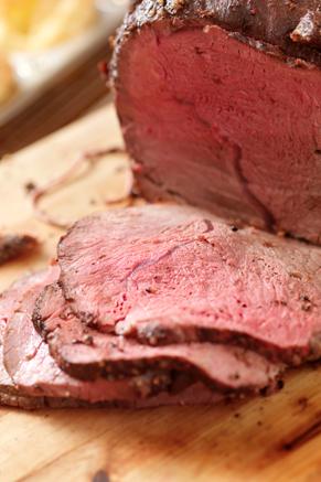 Bacon Rubbed Roast Tenderloin of Beef Thumbnail