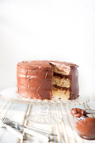 Basic 1-2-3-4 Cake Recipe