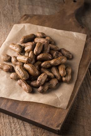 Becky Polk's Boiled Peanuts Thumbnail