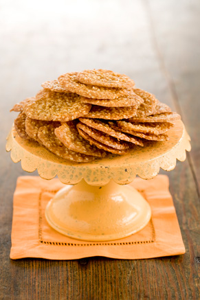 Benne Seed Cookies Thumbnail