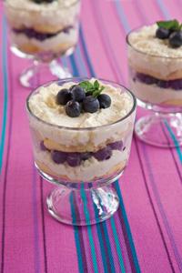 Lime Blueberry Tiramisu Thumbnail