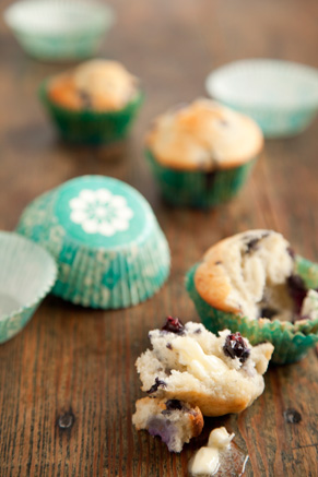 Blueberry Muffins Thumbnail