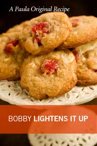Bobby's Lighter White Chocolate Cherry Chunkies Thumbnail
