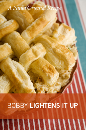 Bobby's Lighter Chicken Pot Pie Thumbnail