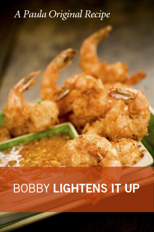 Lighter Coconut Shrimp Thumbnail