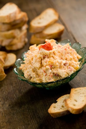 Bobby's Pimento Cheese Sandwich Recipe