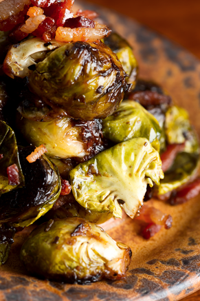 Bobby's Bacon & Brussels Sprouts Recipe