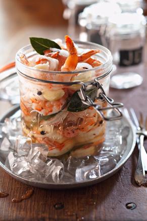 Bobby's Pickled Shrimp Recipe