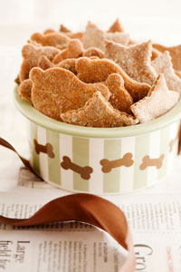 Bodeen's Peanut Butter Dog Biscuits Recipe