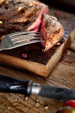 Bourbon Beef Tenderloin Recipe