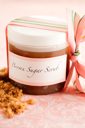 Corrie's Brown Sugar Body Scrub Thumbnail